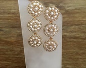 Our Anniversary Statement Earrings