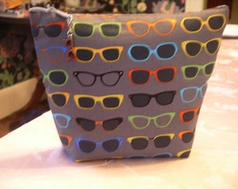 Colorful Sunglasses Clutch
