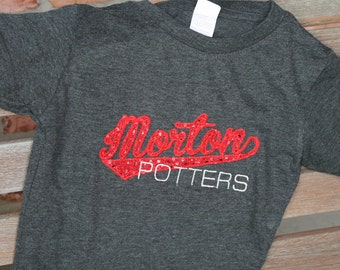 MORTON Potters - MORTON Baseball Swish