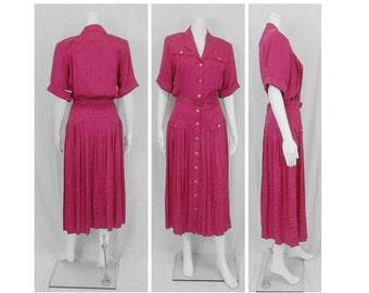 SYNERGY'S SILK Dress Size 6
