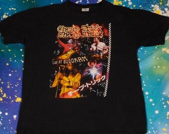 CHEAP TRICK Rock T-Shirt Size Xl