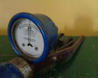 Vintage Battery Tester, Battery Cell Tester By Perfect