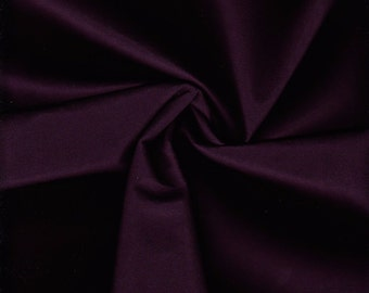 Majilite Upholstery Fabric NovaSuede Faux Suede Aubergine 14 yds (RJ)