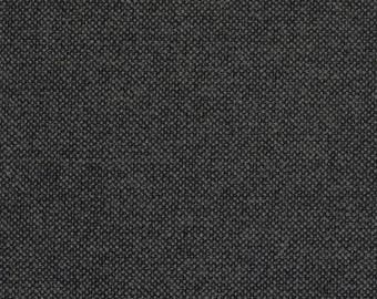 0.75 Yards Maharam Upholstery Fabric Kvadrat Hallingdal in Dark Gray 460760–173 (FF9)