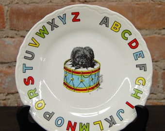 Children's Collectables Child's Plate