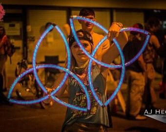 CUSTOM // Triquetra Fans/Hoops