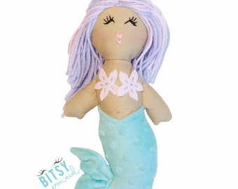 Penelope The Mermaid (ships In 1-2 Weeks)