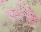 Tanya Whelan French Hatbox Rose Bouquet fabric  nearly 2 yards