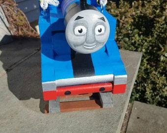 Thomas the Train Birdhouse