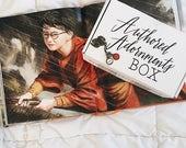 Authored Adornments Box, April Box, Subscription Box