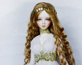 White Princess OOAK handmade dress set for bjd dollfie sd sd13 delf sadol clothing clothes size fantasy empress style