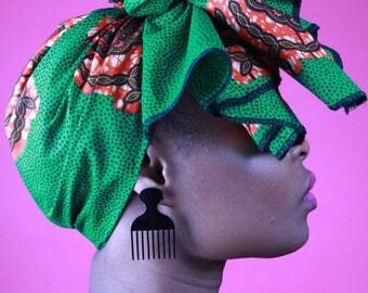 Green Headwrap