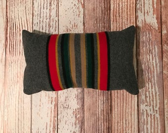 Yakima Camp Wool Pillow Made In The Northwest