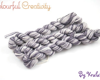 Colourful Soft Sock mini - Granite Grey