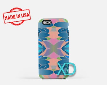 Pastel Tribal iPhone Case, Colorful iPhone Case, Tribal iPhone 8 Case, iPhone 6s Case, iPhone 7 Case, Phone Case, iPhone X Case, SE Case