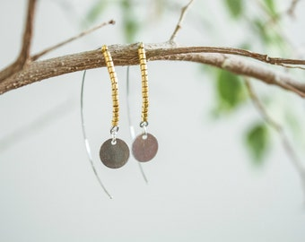 Earrings fine Silver 925 / / gifts for her / / jewelry mother's day / / chic jewelry