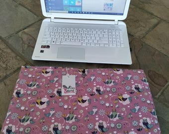 Laptop cover,  laptop protective sleeve, suitable for 15 inch  x 10.25 inch laptop.