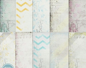 ON SALE Digital blog and scrapbooking background , papers vol.63 - INSTANT Download
