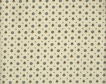 Western Shirting - Hold 'em or Fold 'em Collection - Maywood Studio MAS8384-EB (sold by the 1/2 yard)