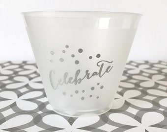PC05 - celebrate party cup, set of 15