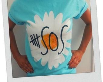 5SOS Flower (Daisy) T Shirt