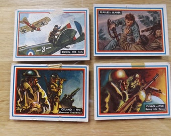 TCG Fighting Marines Collector Cards