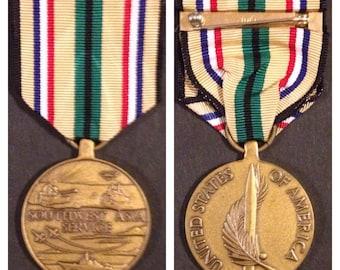 Us southwest asia service medal