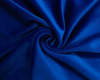 """Royal 60"""" Steam Medium-Weight Velour Fabric by the Yard - Style 3092"""