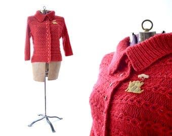 Vintage Women's Sweaters | Etsy