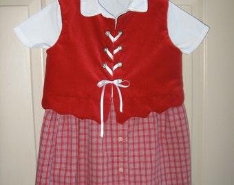 Highland Dance Toddler Costume - Toddler Aboyne, Girls Aboyne