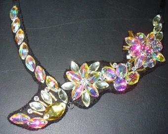 Extravagant necklace, necklace, statement necklace