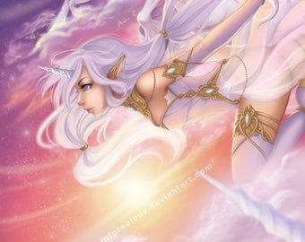 Unicorn Princess Ilona