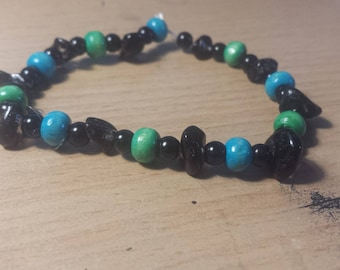 Queen Chrysalis themed bracelet