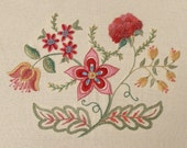 Embroidery Kit - JEWELS OF SUMMER