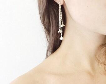 Woodlark Cascade Earrings