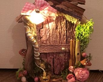 View secret fairy doors by thelittledearies on etsy for Secret fairy doors by blingderella