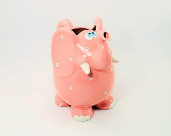 Elephant teapot etsy - Elephant shaped teapot ...