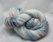 Libertine fingering -  ARTIC EXPLORATION - BFL superwash soie