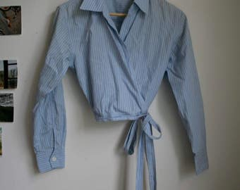 Vintage pin stripe shirt