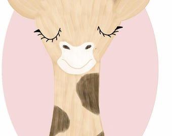Gertrude the Giraffe