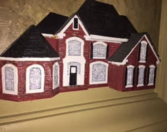 Custom Artwork of Home