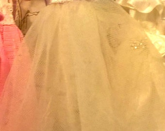 SALE Dollhouse stunning Tutu Ballerina / Ball gown 12th scale miniature