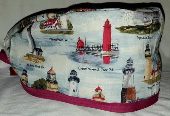 Lighthouses Surgical cap
