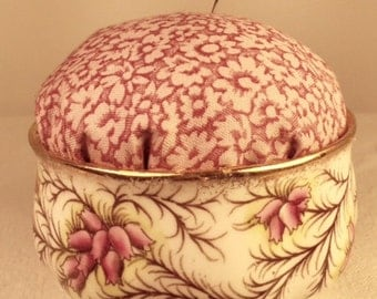Royal Albert Cup Pin Cushion