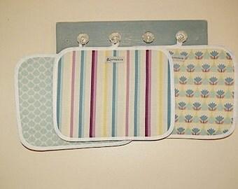 Rectangular hob pads