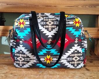 Handmade Diaper Bag