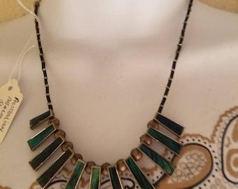 Australian Abalone Shell multiple pendant necklace