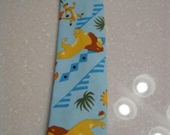 Children's Lion King Necktie