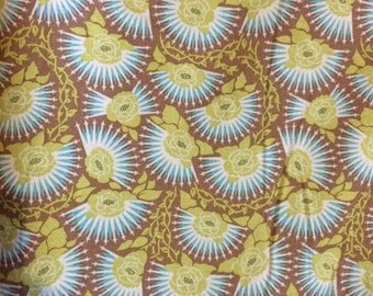 SALE Anna Maria Fibs and Fables , Minutes in Glen , Quilting Cotton Fabric Canada/ half yard