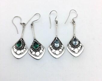 Striking Dangle Earrings